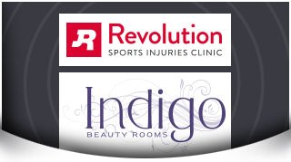 Revolution Sports Injury & Indigo Beauty Rooms