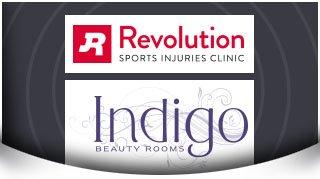 Revolution Sports Injury & Indigo Beauty Rooms