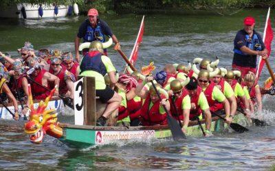 Dragon boat Race 2012
