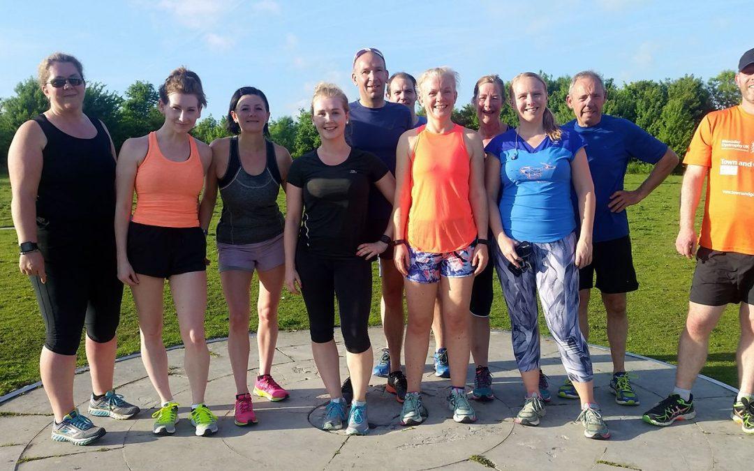 tfd Running Group