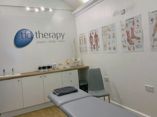 tfd Therapy