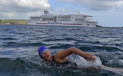 2011 Lisa's channel Swim – Duchenne Muscular Dystrophy