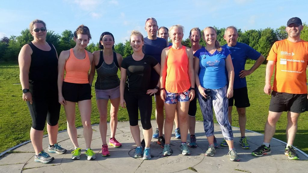 tfd Running Group