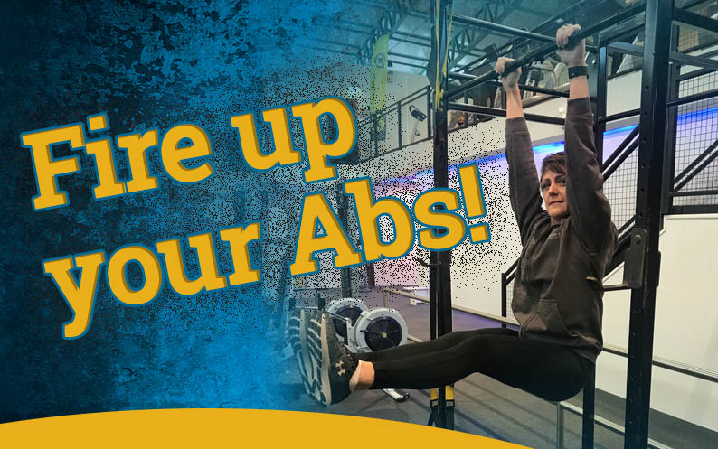 Fire up your Abs!