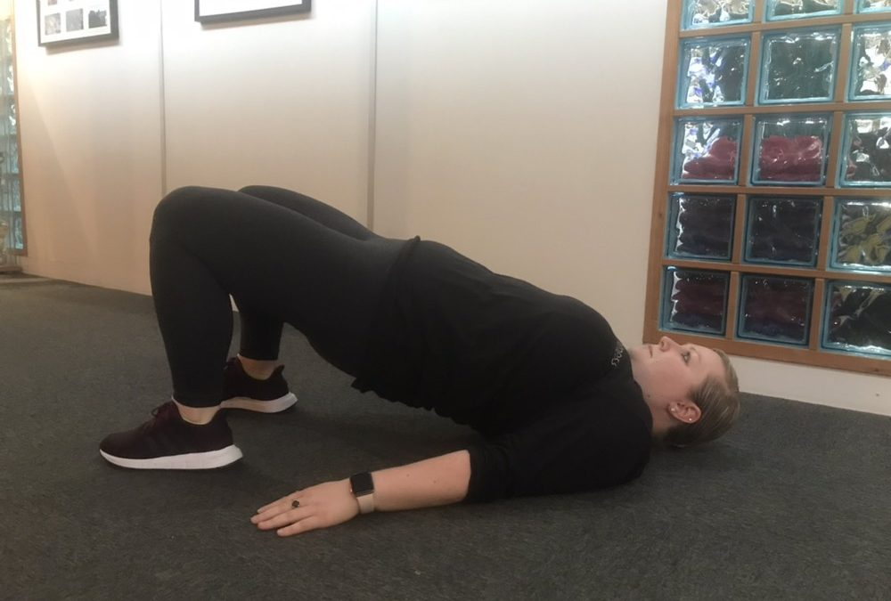 Krissie's Pilates Exercise of the Month