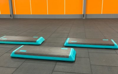 Have you tried a Step class yet?