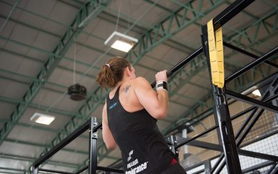 Learning the almighty pull-up and its progressions!