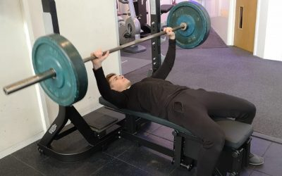 New Equipment: Bench Press