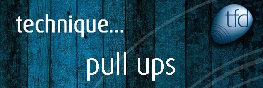 Pull-ups and progressions…